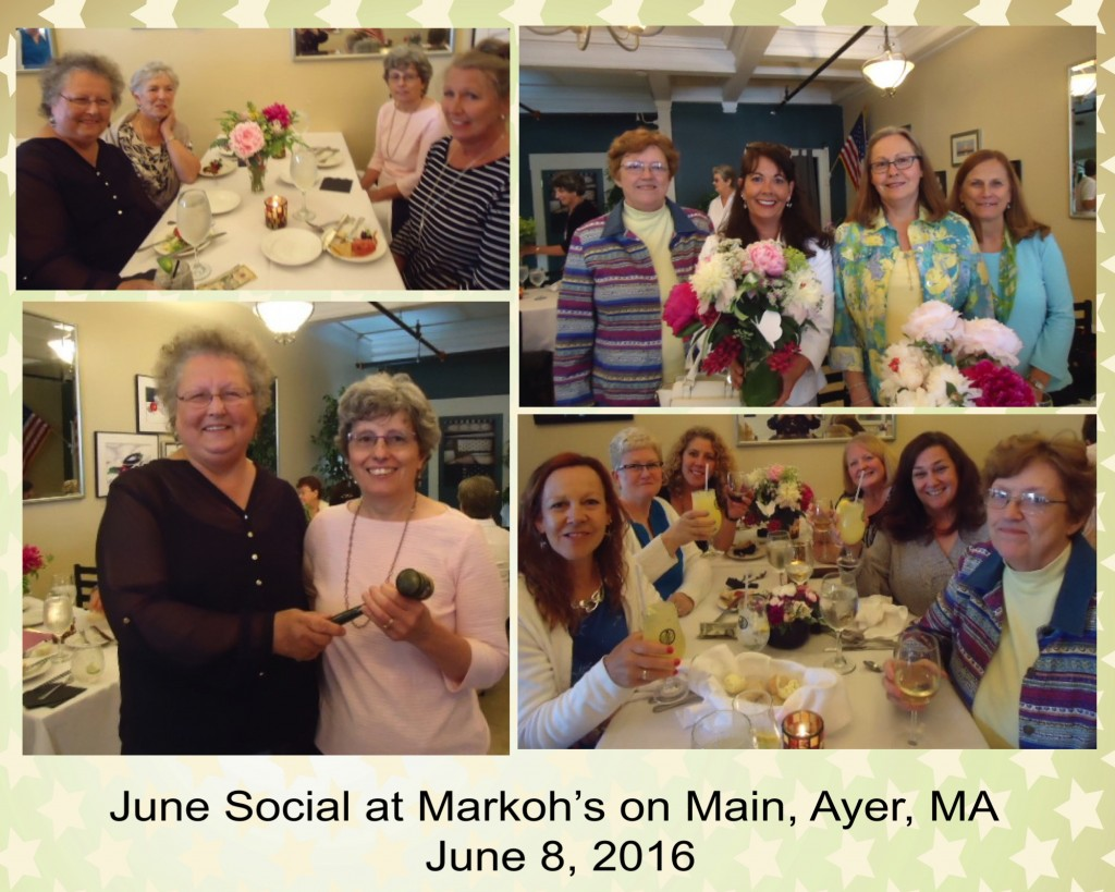 June social collage