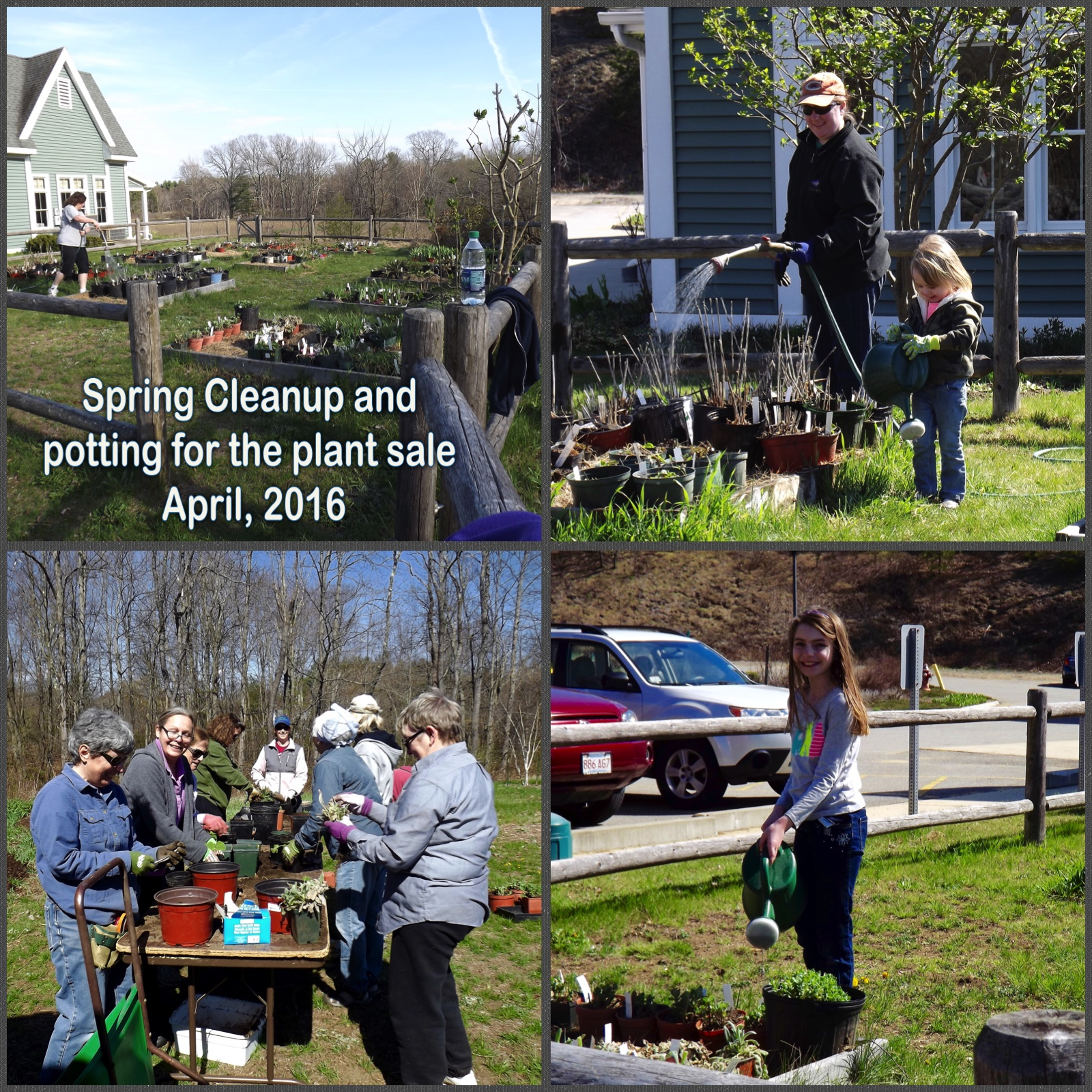 Club activities photos 2016 pepperell garden club Garden club program ideas